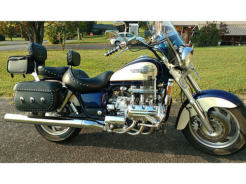 1998 HONDA VALKYRIE blue  white 80K miles long list of extras very good condition 4350 cash 423