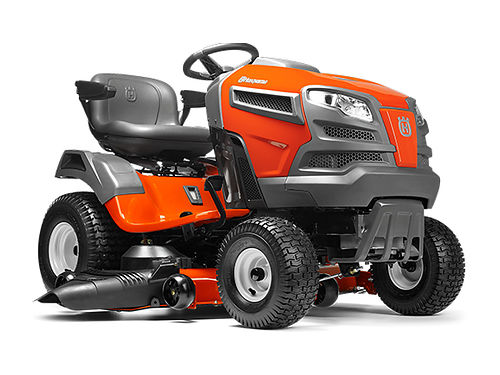 RIDING MOWER Husqvarna 25hp 48 deck hydrostatic well maintained ready to go 675 423-943-1147