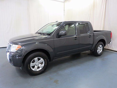 2013 NISSAN FRONTIER SV 4 dr keyless entry tow hitch auto pw pl tilt cruise 487950A 16600