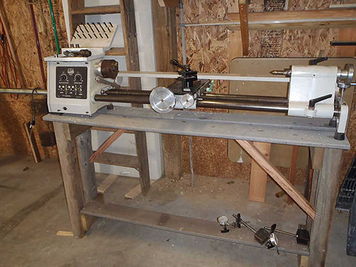 LATHE Joe Porpers Q Lathe Model B 500 or Best Offer 423-323-1015