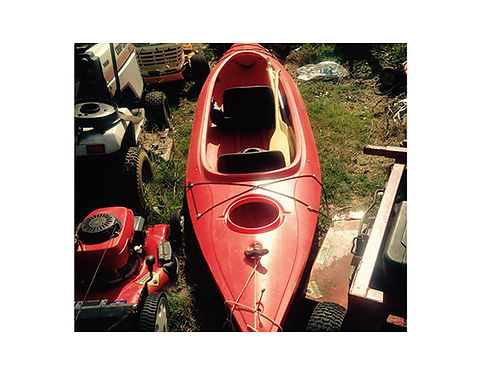 KAYAK Perception Tandum 14 Kayak 2 seat with 3 oars good condition 600 will trade 423-612-3519