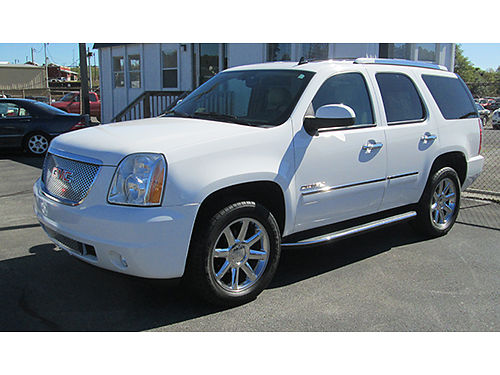 2012 GMC YUKON Denali fully loaded garage kept 71k miles heated  cooled seats 31000 Call Jim
