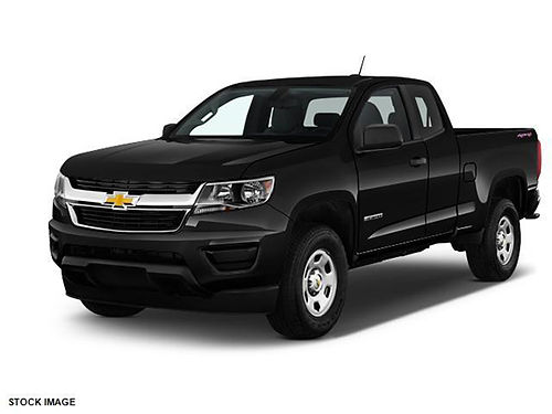 2016 CHEVY COLORADO EX-CAB 4X4 sharp low miles 12662 25995 VA DLR - PIONEER CHEVY Abingdon