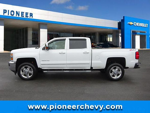 2016 CHEVY 2500 HD LTZ local trade x-nice 7403A 56995 VA DLR - PIONEER CHEVY Abingdon VA