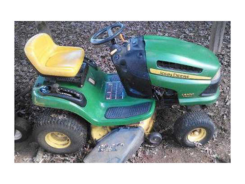 RIDING MOWER 42 cut 185HP well maintained shed kept GC 575 obo Elizabethton 573-429-6952