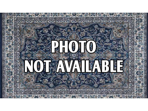 ORIENTAL RUG 8x13 has back pad very pretty used very little EC 400 423-638-8359