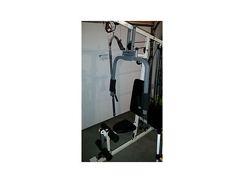WEIGHT MACHINE by Competitor brand new upholstery exercise instruction book lots of options to ge