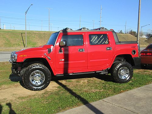 2007 HUMMER H2 leather all power DVD 4x4 nice local truck 1592 20900 LIGHTNING AUTO SALES Jo