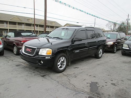 2010 GMC ACADIA 6cyl auto black grey leather all power CD sunroof alloys 87k miles 19547 98