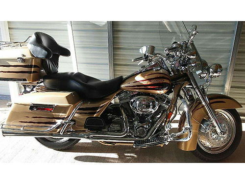 2003 HARLEY SCREAMING Eagle Road King Anniversary 1690cc 44k miles needs nothing Ready to Ride 8