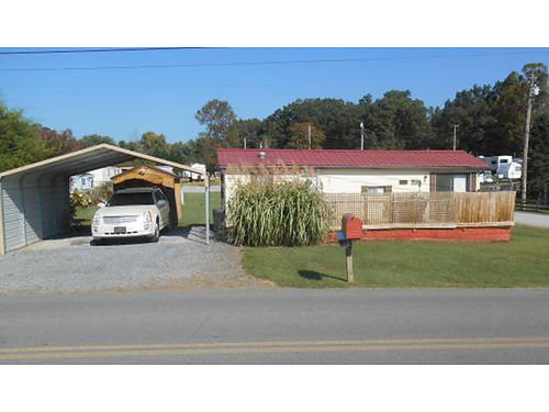 SOUTH HOLSTON LAKE Beautiful Mobile Home Park Model on private rented lot 1 Bedroom 1 Bath 2 bl