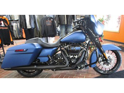 2018 HARLEY-DAVIDSON FLHXS Street Glide Special 115th Anniversary All New Anniversary FLHXS and i