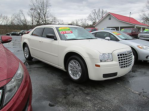 2006 CHRYSLER 300 V6 auto all pwr very clean only 34k miles priced to sell 0301 7990 HOUSER