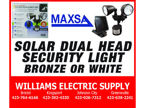 WILLIAMS ELECTRIC SUPPLY 2824 W Market St Johnson City TN 423-926-7312