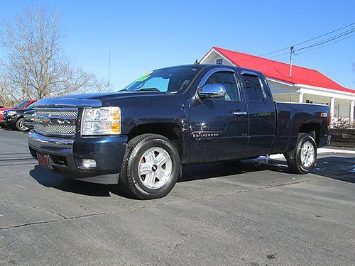 2008 CHEVY 1500 LT ex cab 4x4 4 dr Z71 53 V8 all power rust free sharp C085 15880 HOUSER