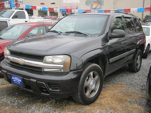 2000 CHEVY TRAILBLAZER 4dr V6 auto CD pw pl 25k miles new engine and transmission 4698 399