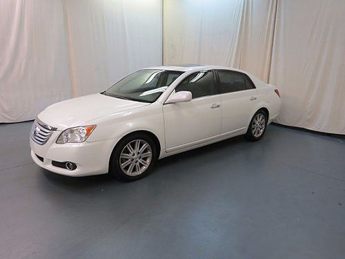 2008 TOYOTA AVALON Limited 4 dr V6 auto loaded leather CD 02444UM 8598 BILL GATTON USED JC