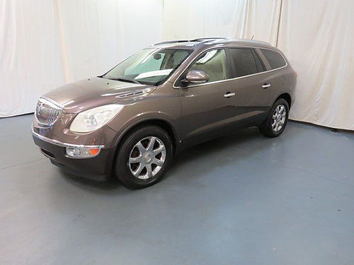 2008 BUICK ENCLAVE CXL 4 dr V6 auto loaded CD cruise 37236UM 8948 BILL GATTON USED JC