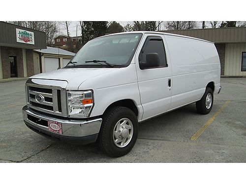 2012 FORD E250 Super Duty Van new brakes  Michelin tires 10 ply 100K miles