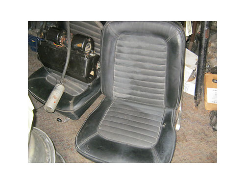 BUCKET SEATS 2 1965-66 Ford Mustang 350