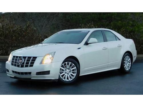 2012 CADILLAC CTS Luxury 4 dr loaded leather CD 30L auto CO102642 11483 AutoNation Chrysle