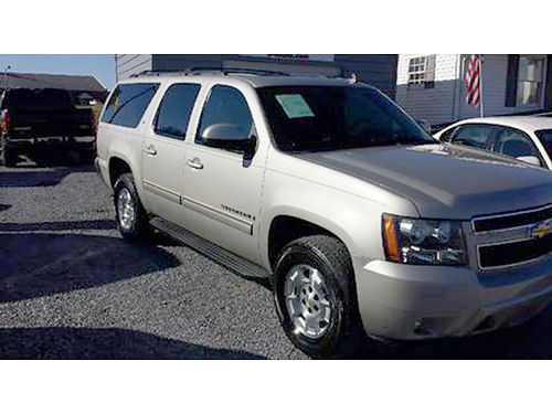 2009 CHEVY SUBURBAN LT 4x4 V8 181851 18950 SG AUTO Piney Flats TN