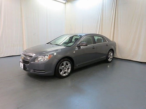 2008 CHEVY MALIBU LS 4 dr 35L auto pw pl cruise CD 98483UA 4998 BILL GATTON USED JC