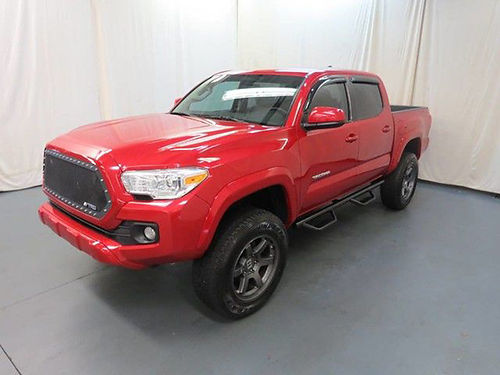2016 TOYOTA TACOMA SR 4 dr V6 auto pw pl cruise CD A6038UA 28698 BILL GATTON USED JC