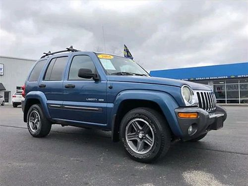 2004 JEEP LIBERTY SPORT CS1688 Gateway Auto Center Jonesborough TN