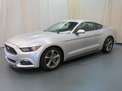 2016 FORD MUSTANG V6 auto loaded leather CD 75040PA 16778 BILL GATTON USED JC 866-516-6836