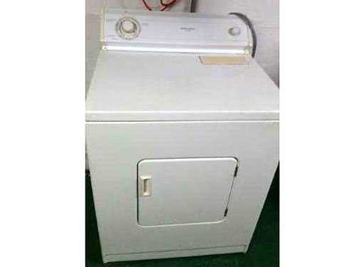 DRYER Whirlpool white works great EC 75 423-306-5239