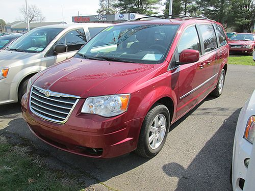 2010 CHRYSLER TC TOURING K18175A 11595 WALLACE USED CARS BRISTOL 888-401-3618
