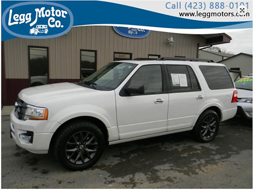 2017 FORD EXPEDITION Limited 4wd wow 860 43500 LEGG MOTOR CO
