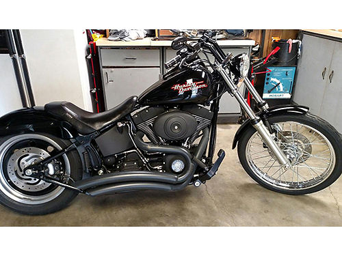 HARLEY-DAVIDSON Softail Custom Night Train lots of extras too much to list c