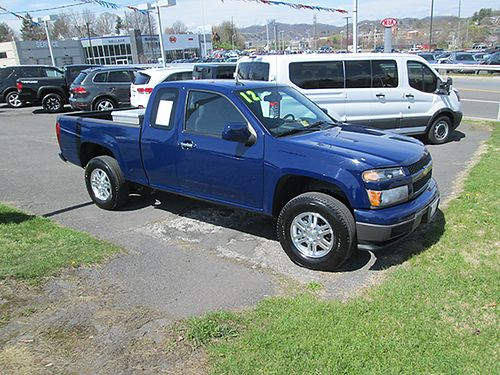 2012 CHEVY COLORADO xcab 4X4 S18709A 16995 WALLACE USED CARS BRISTOL 888-401-3618