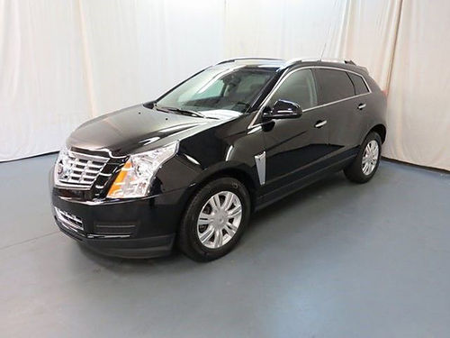 2016 CADILLAC SRX Luxury Collection 36L auto V6 4 dr loaded leather CD pw pl 48651PA 292