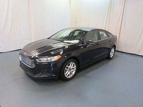 2014 FORD FUSION SE loaded leather 25L auto 4 cyl 4 dr pw pl cruise CD 97537PA 11648 BI