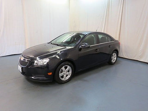 2014 CHEVY CRUZE 1LT 4 dr 4 cyl 14L auto CD cruise pw pl 25606PA 10998 BILL GATTON USED