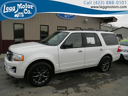 2017 FORD EXPEDITION Limited 4x4 860 43500 LEGG MOTOR CO