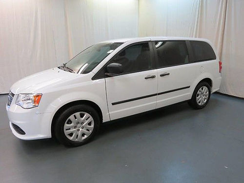 2014 DODGE GRAND CARAVAN 3rd row 36L V6 auto 4 dr pw pl CD 59092UM 13980 BILL GATTON USED