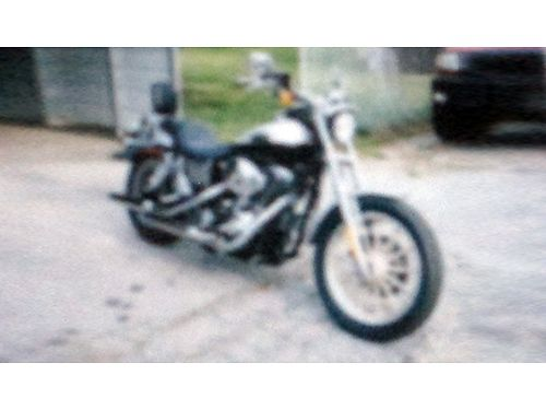 2003 HARLEY DYNA Low Rider Anniversary Edition 32350 miles New tires brakes wheel bearings s