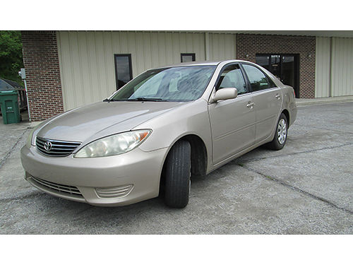 2006 TOYOTA CAMRY 120K 4cyl auto trans 4 door well maintained 5300 423-742-2840 276-696-2101