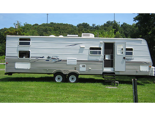 2006 SPRINGDALE travel trailer by Keystone 30ft 12ft slideout clean good condition ready to go