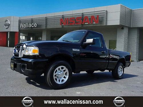2011 FORD RANGER 4cyl auto 5spd 23L air pl pw cd low miles one owner 5698P 12500 WALLAC