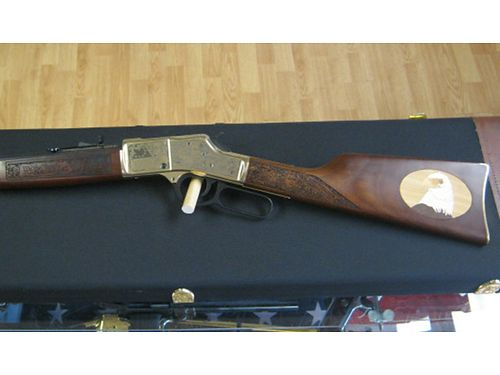 RIFLE TN Special Edition 12 of 13 Henry Big Boy 44 mag inlaid stock 3400 OBO
