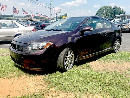 2008 SCION TC Sport Coupe manual alloys sporty panoramic roof 3102 4995 MR DS AUTOMOTIVE Pi