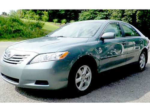 2009 TOYOTA CAMRY Power Windows Power Locks Good Tires 1 owner runs and drives great 09795c 620