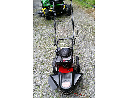 WEED TRIMMER Craftsman 22 inch cut Briggs and Stratton 675 series 190cc eng 125 276-791-1716