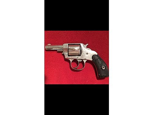 PISTOL 32 Cal Hopkins  Allennice condition for anolder pistol 250 obo Knoxville 865-279-0400