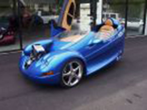 2002 MERLIN ROADSTER Extremely rare Corbin prototype 9 out of 9 in production